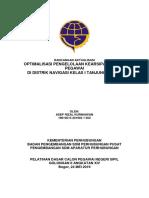 Rancangan Aktualisasi Asep Rizal Kurniawan