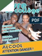Vivre au collège novembre 2008
