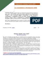 (EST) - DR3 - Utilizadores, Consumidores e Reclamações (UCR)