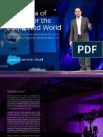 SalesForce Service Cloud Keynote Book-In