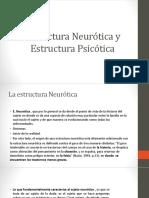 Estructura Neurótica