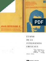 39249465 Ardao Arturo Etapas de La Inteligencia Uruguaya