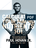 Calculating Macronutrients eBook