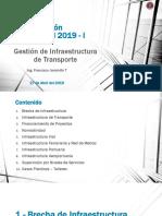 Gestion de Infraestructura de Transporte