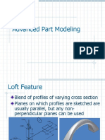 PM6 Advanced Part Modeling.ppt