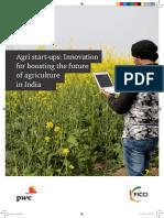 Agri Start Ups Knowledge Report Ficci