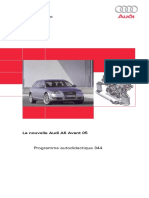 SSP 344 Partie 1 Audi A6 Avant 05