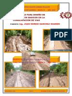 Tecnicas Para Diseño de Pavimentos Basicos en La Conservacion de Vias