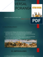 Historia Universal Conteporanea