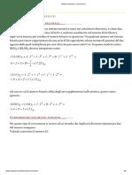 Sistemi Numerici e Conversioni