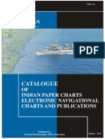 chart catalog for indian port 2017