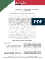 O Exílio Dos Professores Brasileiros Em Portugal