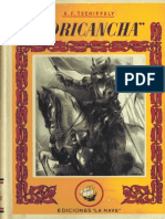 Coricancha - A. F. Tschiffely