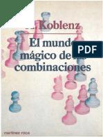 300010004 Alexander Koblenz El Mundo Magico de La Combinaciones