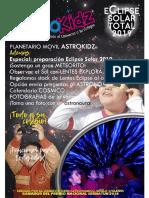 AstroKidz Oferta Colegios 2019