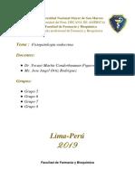 Fisiopatología Endocrina