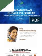 pembangunan budaya integritas