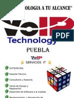 Presentacion VoIP Servicios IT