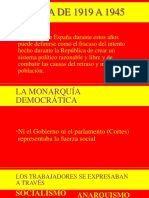 España de 1919 a 1945.pptx