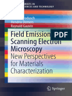 Field Emission Scanning Electron Microscopy New Perspectives