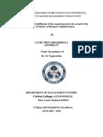 298428903 a Study on E Recruitment