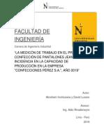 Proyecto de Tesis (T 1)