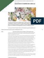 Besoins de Financement Et Viabilité de La Dette en Afrique _ International Centre for Trade and Sustainable Development