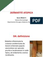 Dermatite atopica2016
