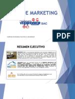 Plan de Marketing Veproser
