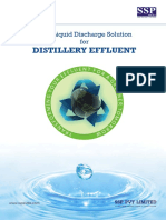 Distillary Effluent