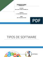 Tipo de Software