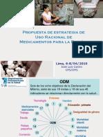6 04 10 Jose Luis castro Lima uso racional de medicamentos.ppt