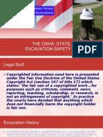 Excavations OSHA Competent Person Course 1