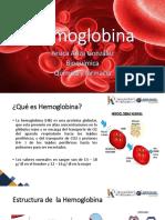 Hemoglobina Exposicion Hoy ...