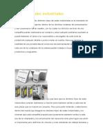 Tipos de Automatizacion Industrial