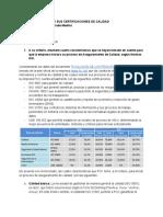 Caso Práctico – Fcc y Sus Certificaciones de Calidad