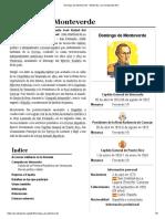 Domingo de Monteverde