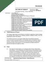 TVDSB Employee Code