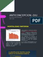06 Anticoncepcion -Diu Dr Diaz