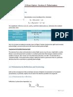 Section2 Polarization