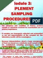 Module 3 Food Processing