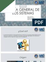 Teoría General de Los Sistemas (1)