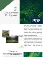 Huertos Caseros Tradicionales Ecológicos