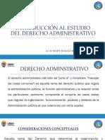 Introducción Al Estudio Del Derecho Administrativo [Autoguardado]