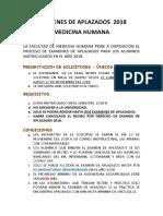 EXAMENES DE APLAZADOS - COMUNICADO - MEDICINA HUMANA (2).docx