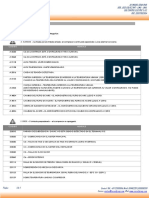 Códigos de Falla Modelos 4000 schulz