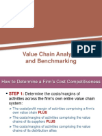 S2 T4 Value Chain Analysis and Benchmarking