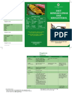 Leaflet Diet Rendah Lemak Dan Kholesterol