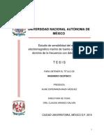 Tesis Autonoma de Mexico
