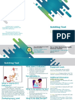 Schilling Test Brochure
